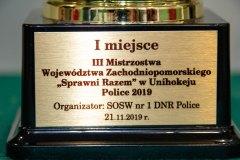 """2019-11-22 - III Mistrzostwa Województwa Zachodniopomorskiego """"Sprawni razem"""" w Unihokeju"""