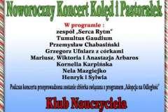 2020-01-16 - Noworoczny Koncert Kolęd  i Pastorałek