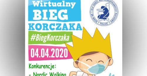 Wirtualny Bieg Korczaka – FINAŁ !