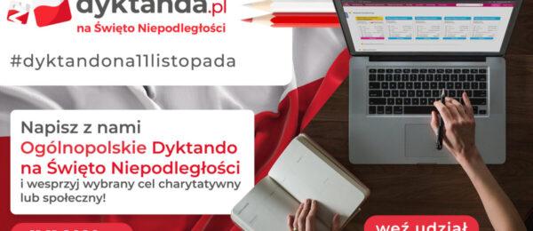 I Ogólnopolskie Dyktando na Święto Niepodległości