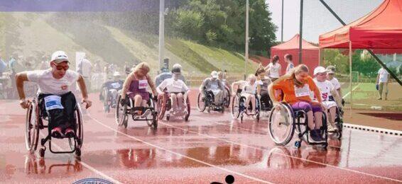 III Policki Mityng lekkoatletyczny dla Osób Niepełnosprawnych