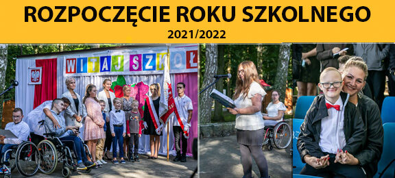 Rozpoczęcie Roku Szkolnego 2021/22 – FOTOGALERIA