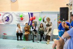 2019-12-08 - XXV Wojewódzkie Integracyjne Mistrzostwa Szkół i Ośrodków Specjalnych w Pływaniu